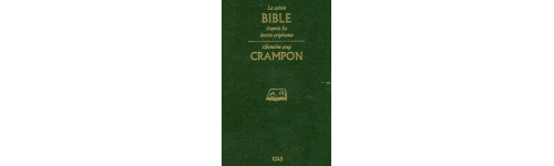 French Bible Crampon 1923