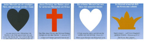 GOSPEL TRACTS| German