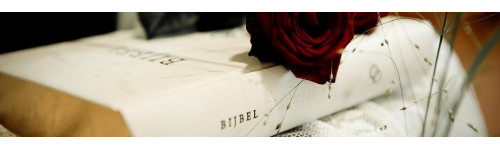 Dutch Marriage Bibles - Wedding Bibles